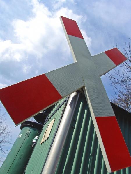 st andrew s cross