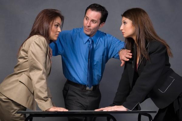office dispute