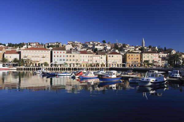 city harbour mali losinj