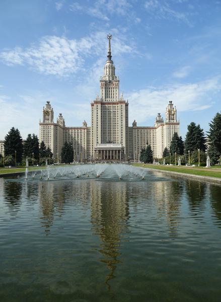 lomonosov university moscow