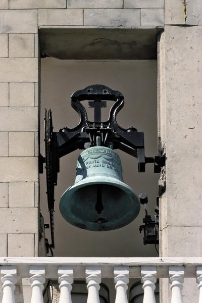 church bell in puerto de la