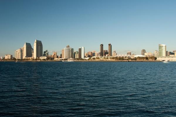 coronado is a city in san