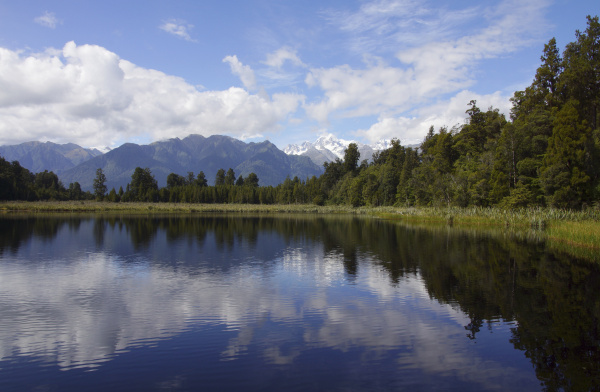 new zealand and its national park