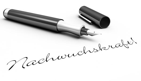 junior employee pen concept
