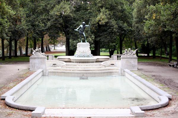 father rhine fountain