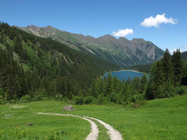 trekking in the bernese oberland