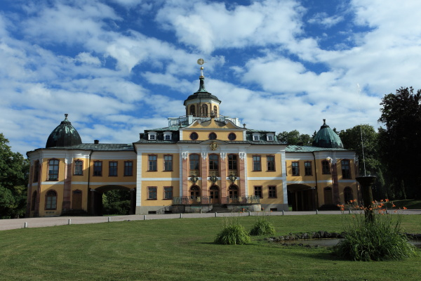 belvedere, castle, weimar - 9711500