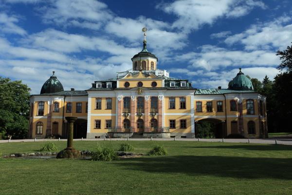 belvedere, castle, weimar - 9711504