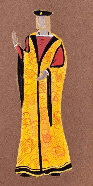 french aristocrat ceremonial dress