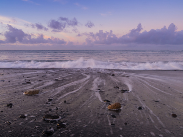 vulcan beach on tenerife