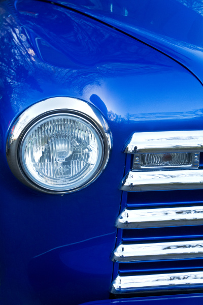 classic car front