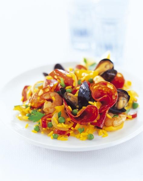 blur blurred blurry chorizo chourizo cuisine