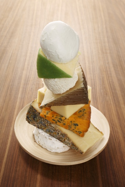 aaa arrangement assorted assorted cheeses bleu