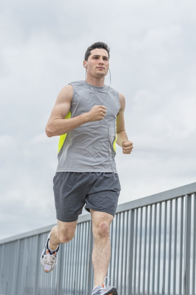 motion jogging energy man health determination