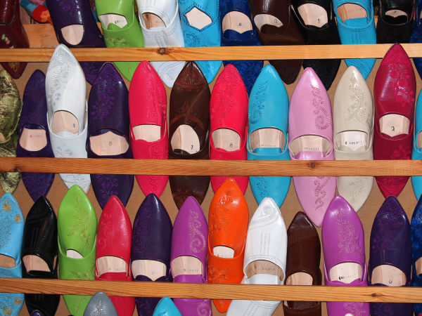 morrocan slippers