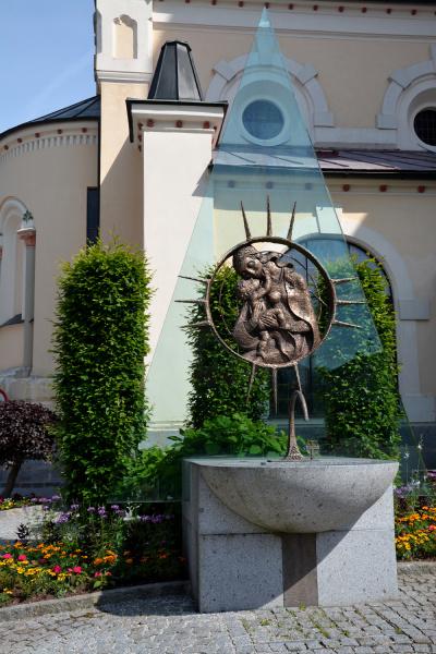 maria schmolln pilgrimage church