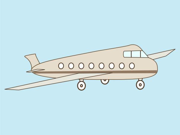 airliner passengers