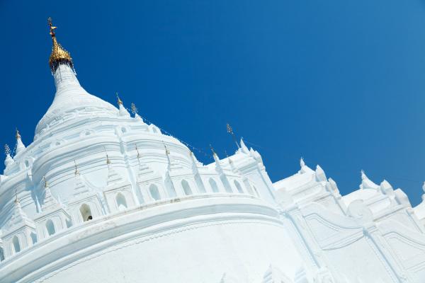 hsinbyume pagoda mingun myanmar