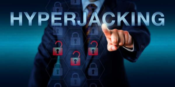 malicious, attacker, touching, hyperjacking - 16320987
