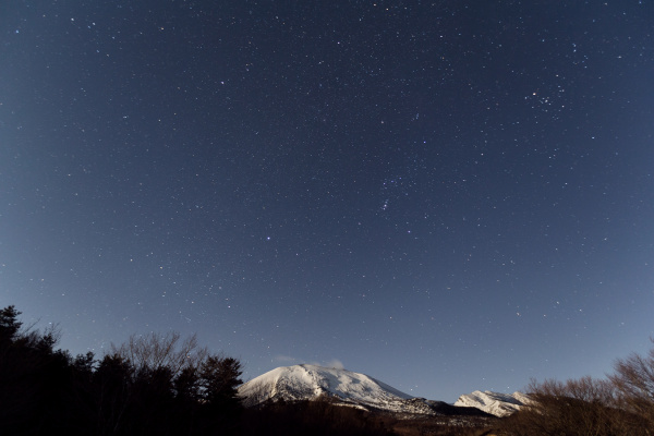 starry, and, mountain - 16323299