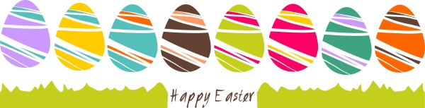 cheerful, easter, background, with, colorful, decorated - 16324489
