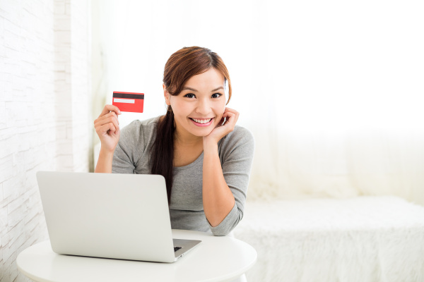 woman, shopping, online, with, credit, card - 16324575