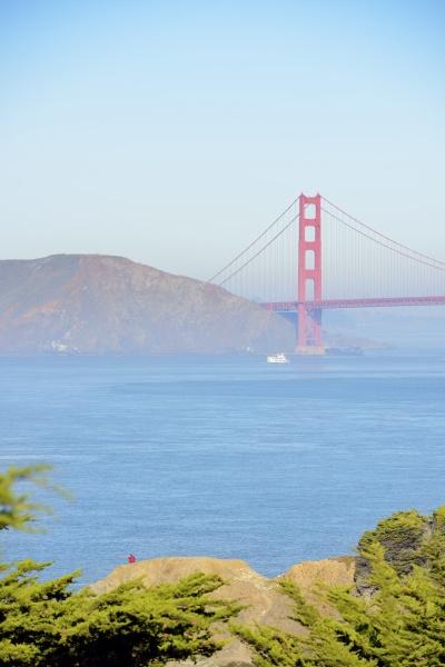 usa california san francisco view from