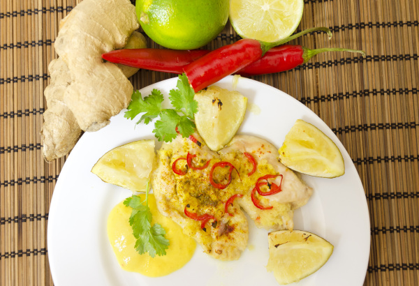 lime, chili, chicken - 16340521