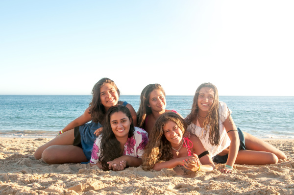 summer, friends - 16345977
