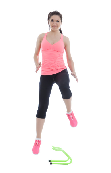jumping, exercises - 16347479