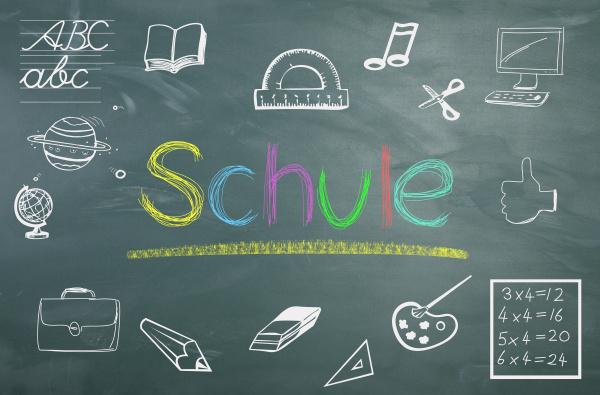 school, board - 16358437