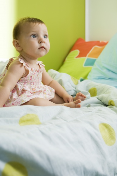 infant girl