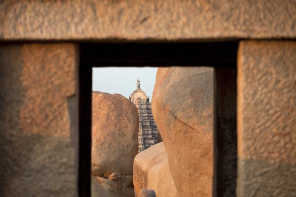 india karnataka virupaksha temple gopuram