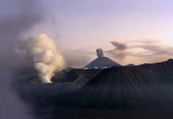 indonesia java volcanos bromo