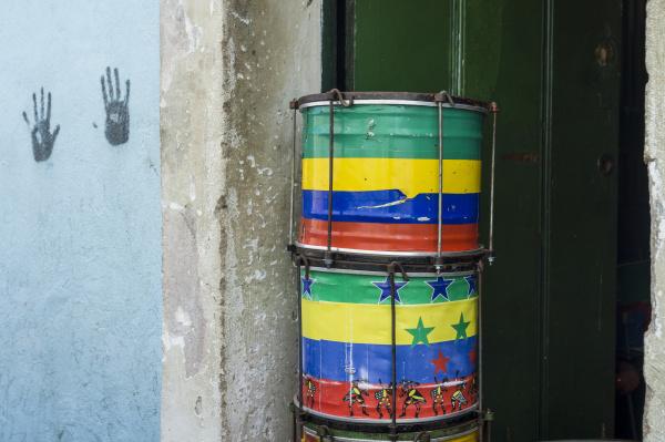 drums for samba music