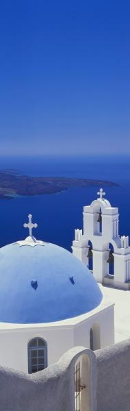 thira santorini greek islands europe
