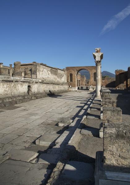 pompeii ruins unesco world heritage