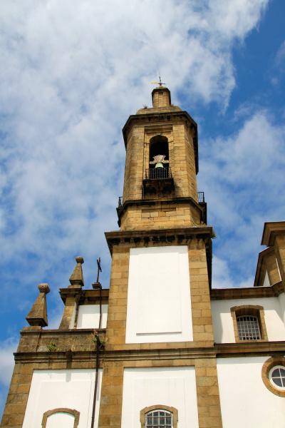 cathedral of san xiao de ferrol