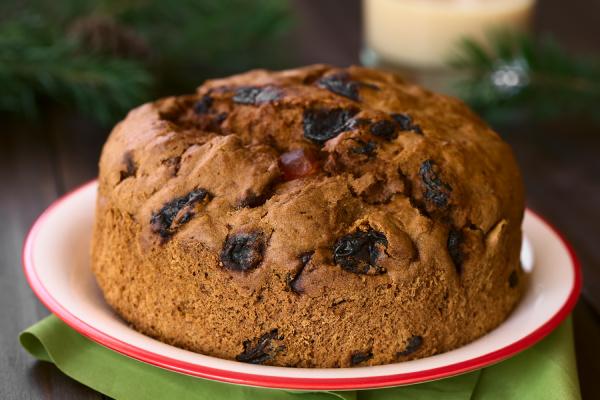 chilean pan de pascua christmas cake