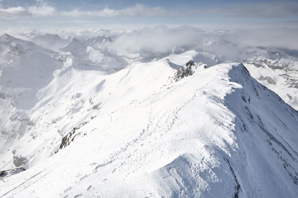 view of schilthorn murren bernese oberland