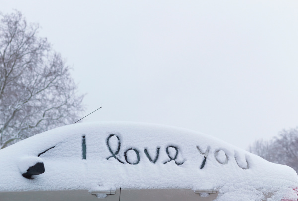 i love you drawn
