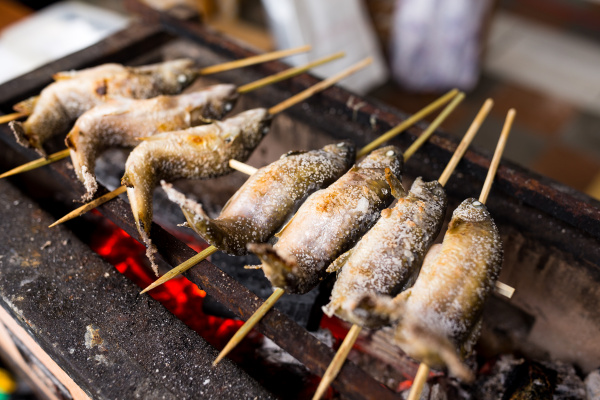 japanese grilled fish