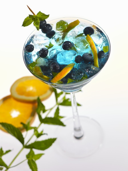 blueberry heaven cocktail