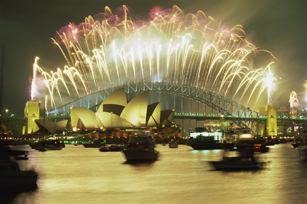 spectacular new year s eve firework