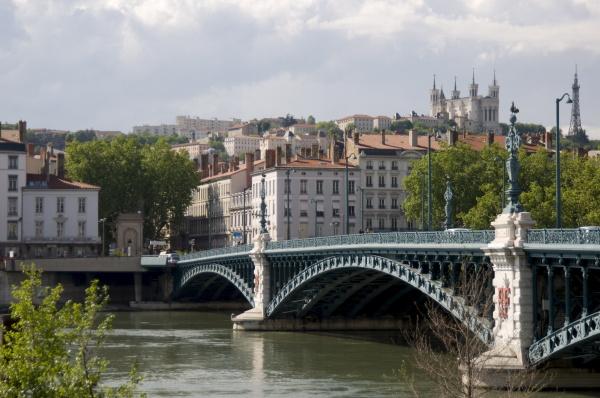 the pont de l universite over