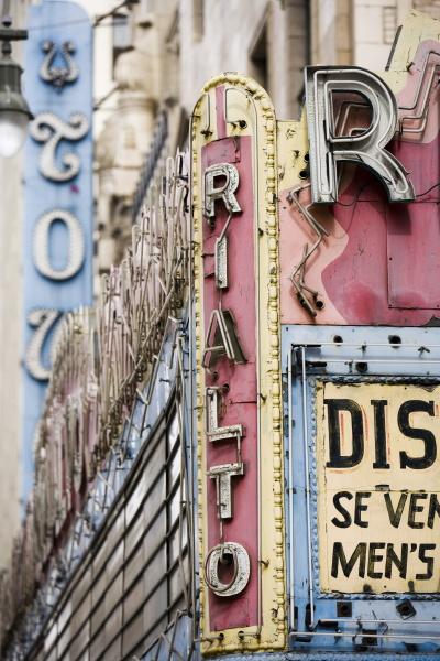 rialto theatre downtown los