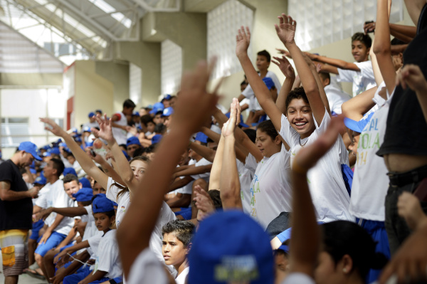 brazil fortaleza young people