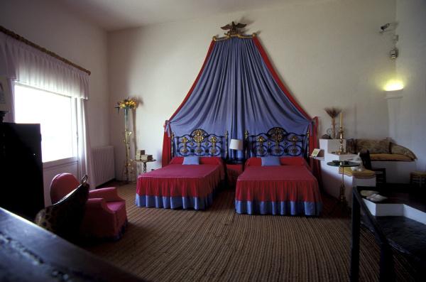 bedroom in dali s house in