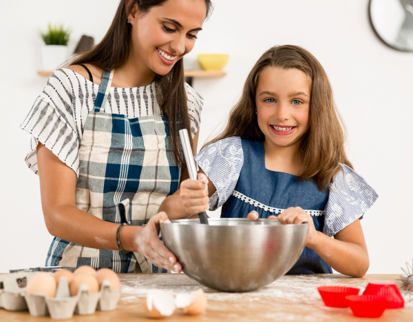 learning to bake