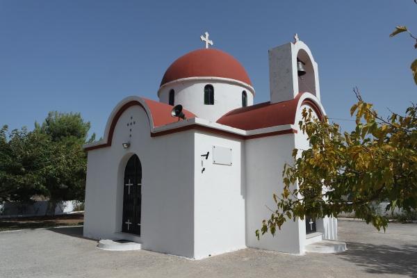 church architecture in crete